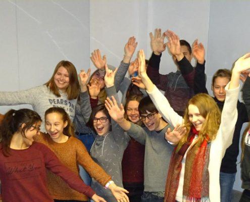 Jugendgruppe ASB Langenau