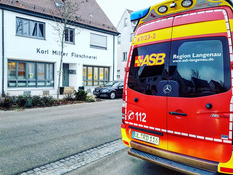 ASB Langenau Samaheim