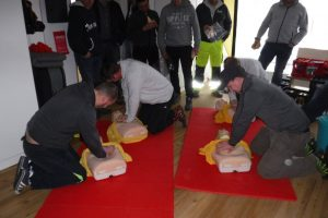 Erste Hilfe ASB Langenau