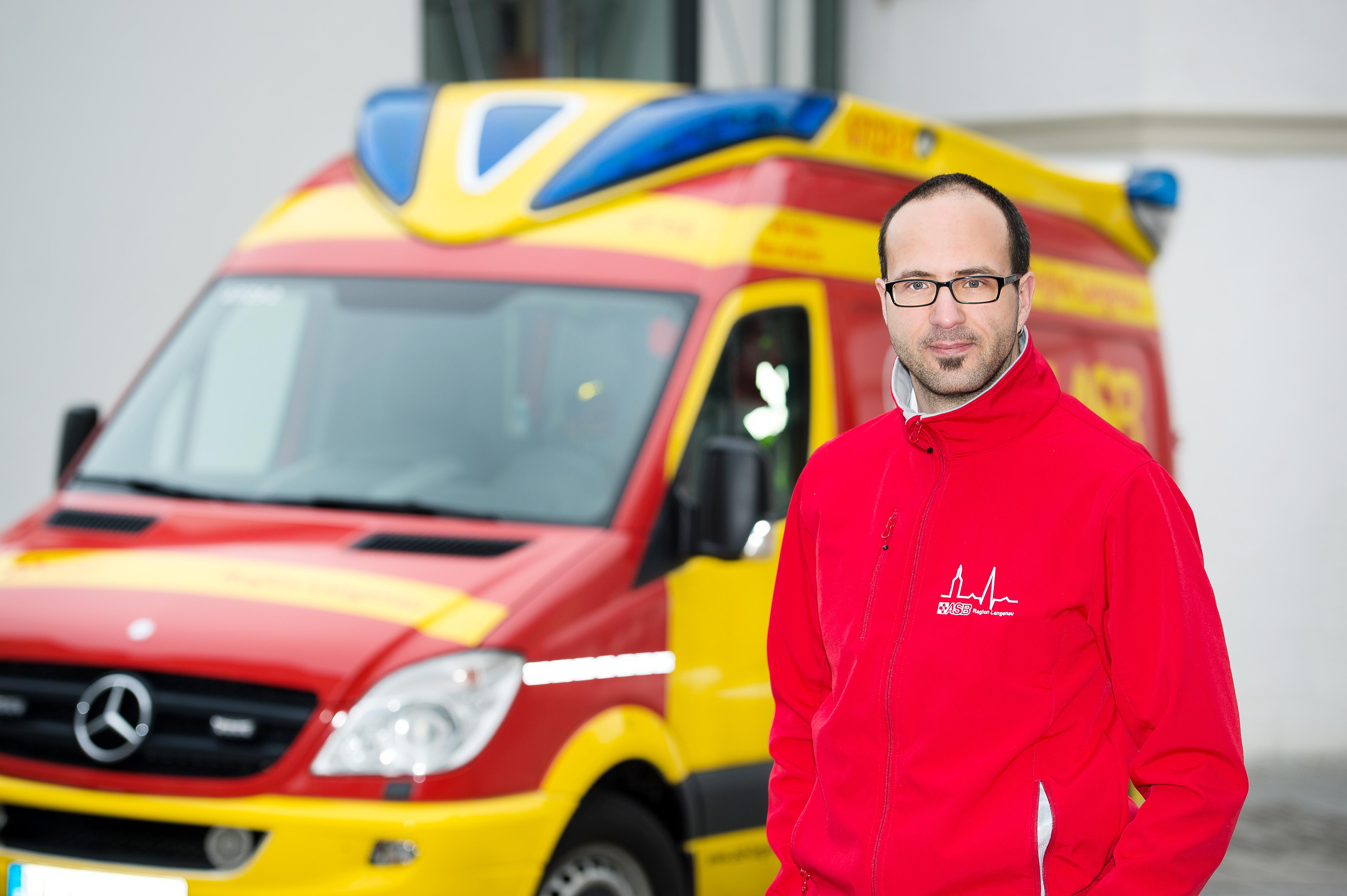 Vorstand ASB Langenau